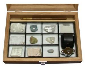 石の硬度を表す「モース硬度」